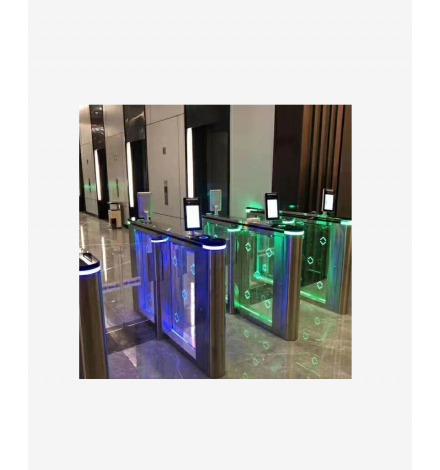 Turnstiles with RS8001