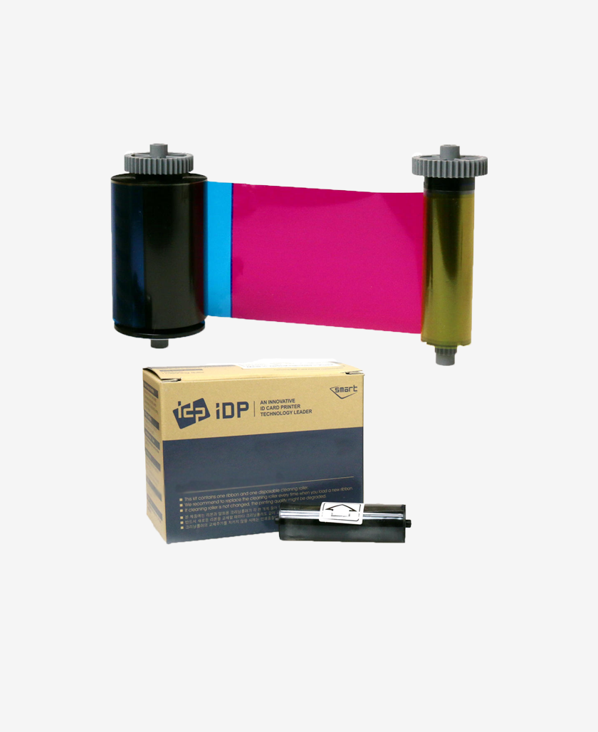 IDP UV color ribbon for SMART 70