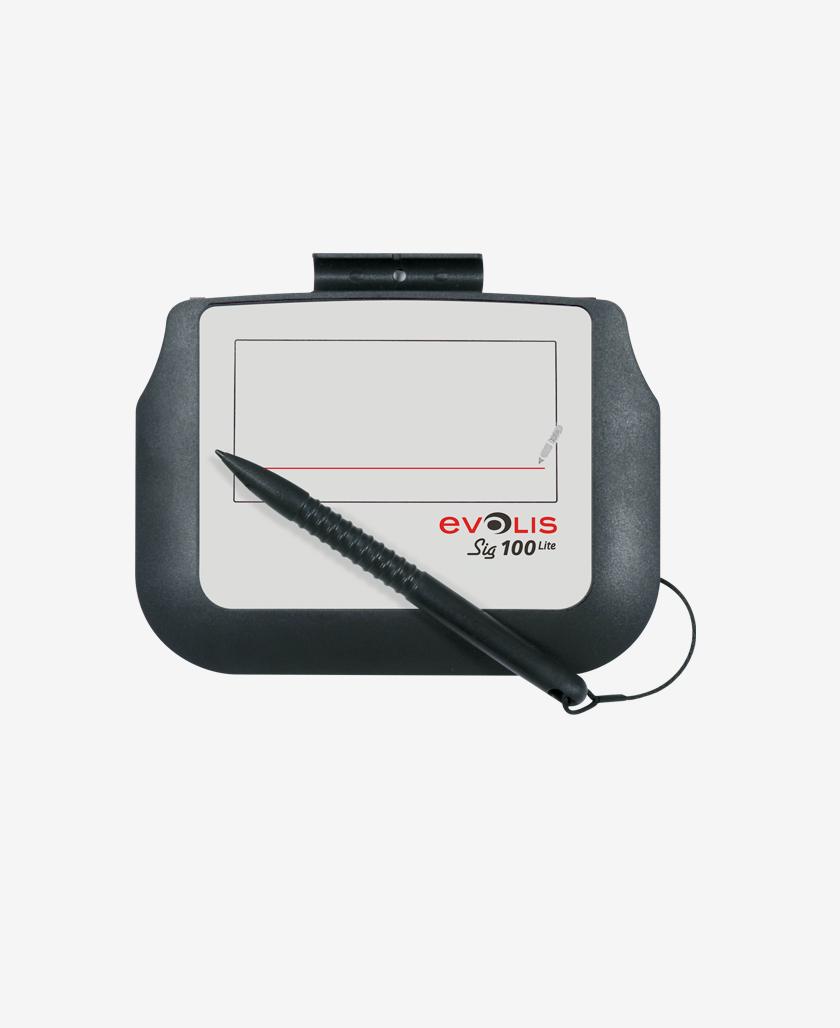 Evolis SigPad 100 Lite Fronte