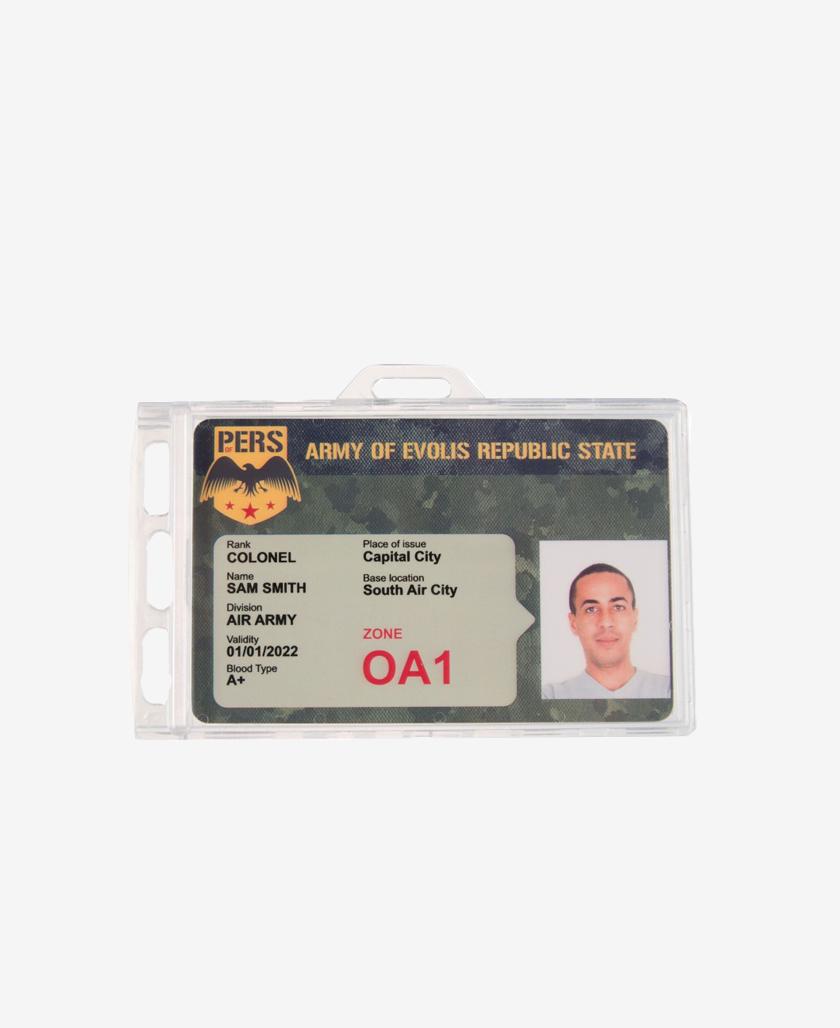 ID Holder IDS76 Plus