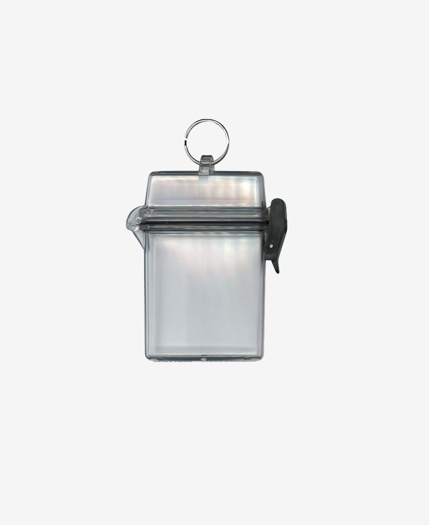 Contenitore impermeabile con portachiavi - Standard