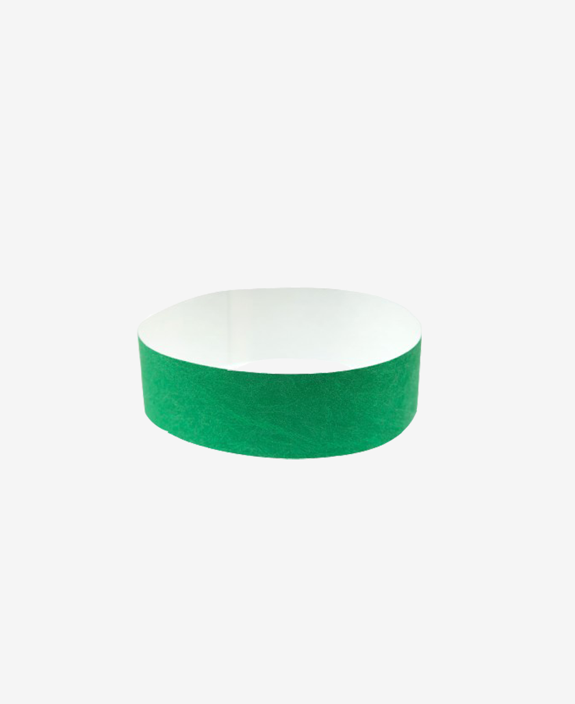 Tyvek wristband 19 mm