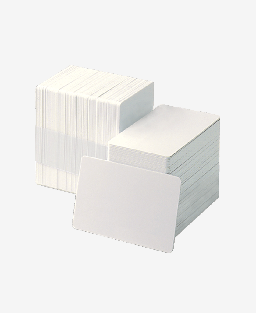 Blank cards 0,50 MM