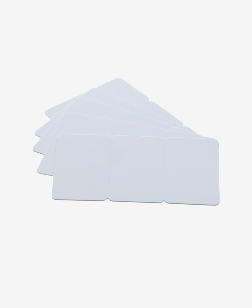 Blank tricard 0,76 MM