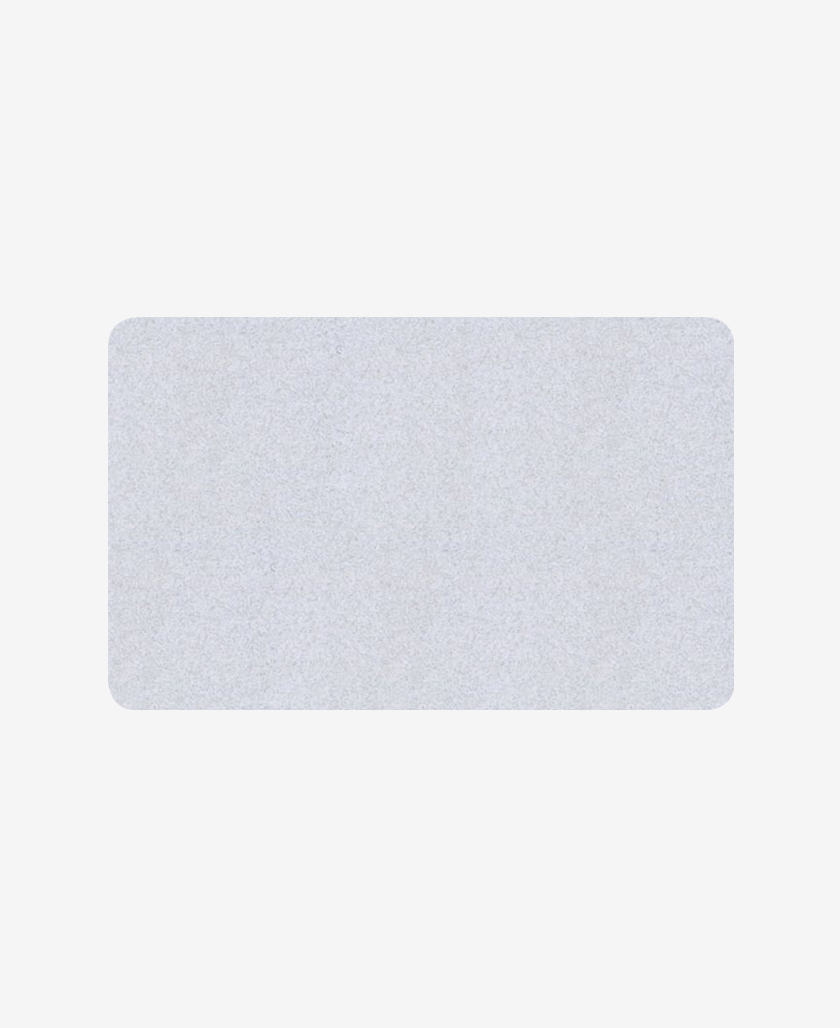 Double-sided Silver Card 0,76 mm